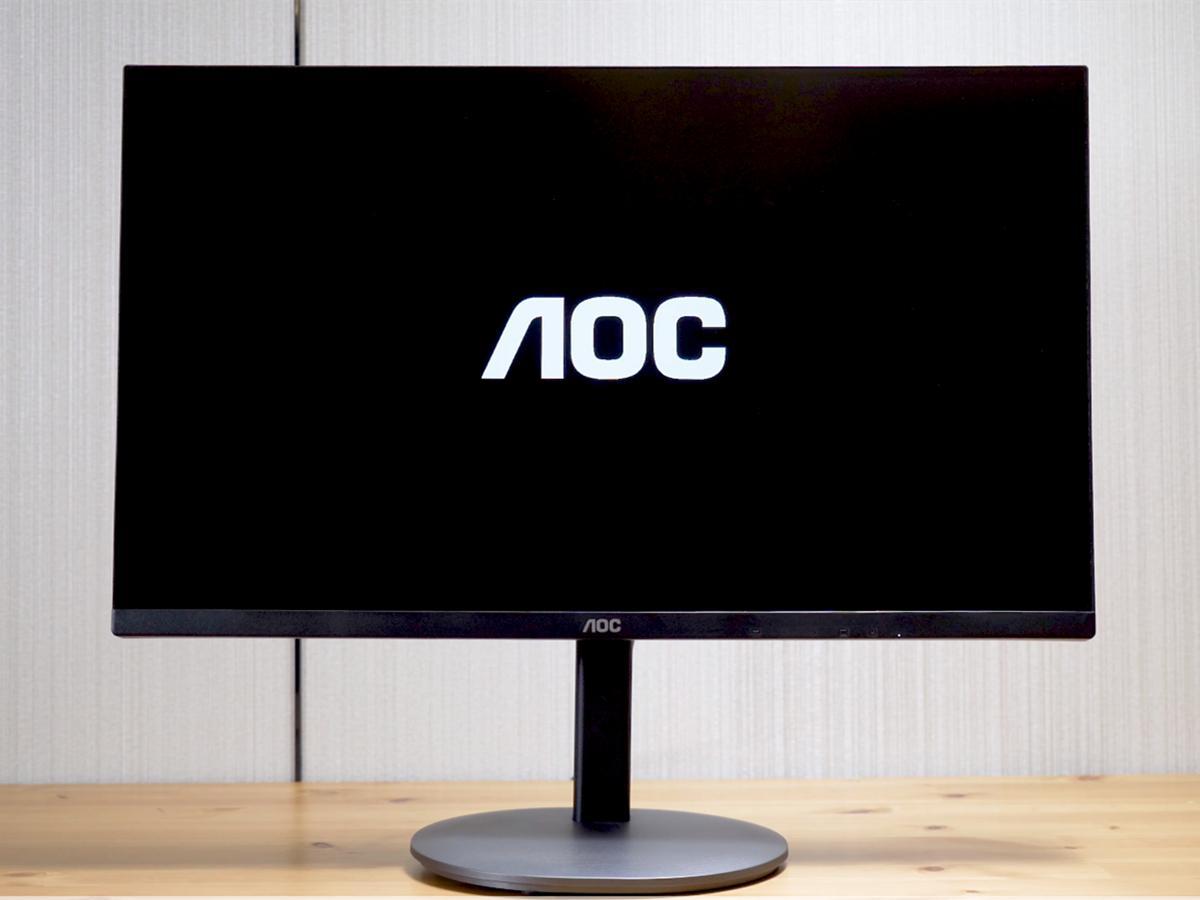 产品视频丨电脑数码《AOC - 4K显示器》
