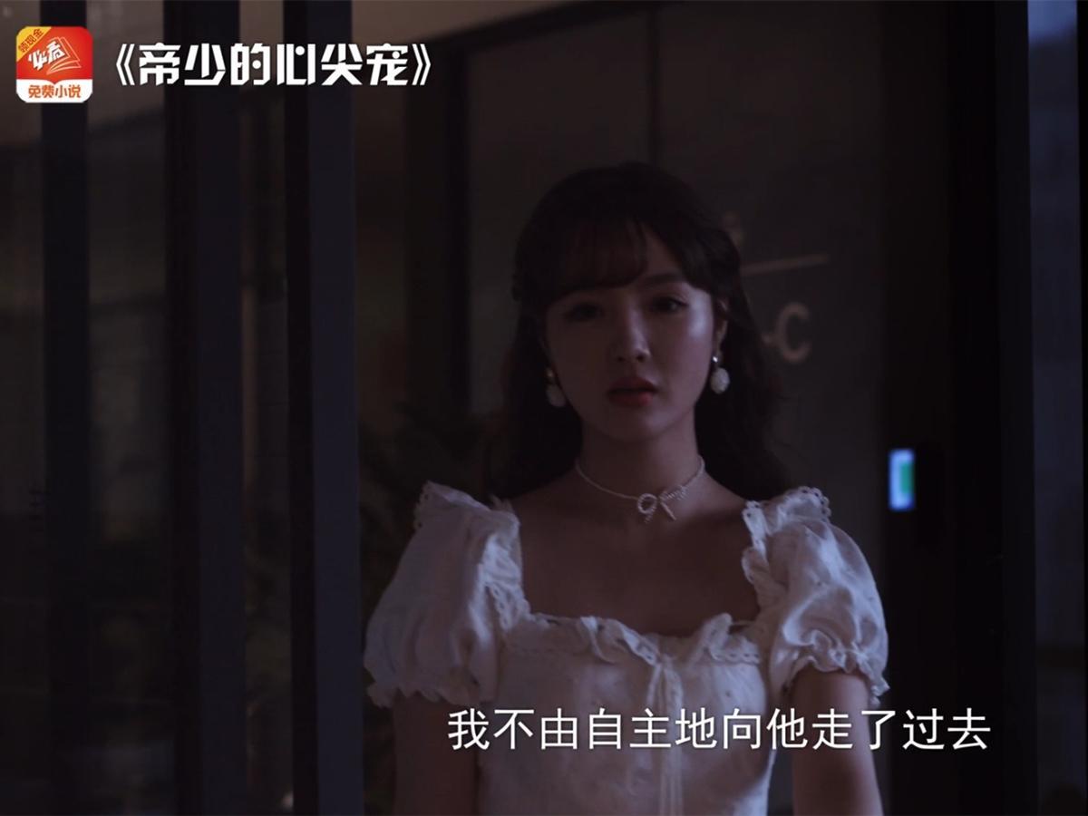 信息流广告丨小说《帝少的心尖宠》